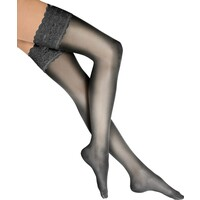 Wolford Rajstopy cienkie 'Satin Touch 20 Stay-Up' WOL0008002000002