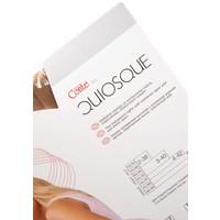 Quiosque Klasyczne jasnobrązowe rajstopy 15DEN 5FD900102