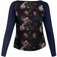 Monnari T-shirt z pąkami róż TSH3240