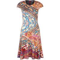 Just Cavalli Sukienka letnia czerwony JU621C03K-G11