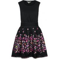 Yumi Sukienka letnia czarny YU121C028-Q11
