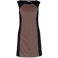 Anna Field Sukienka z dżerseju czarny AN621C0L0-Q11