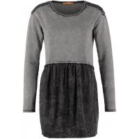 BOSS Orange DACOMBI Sukienka z dżerseju black BO121C021-Q11