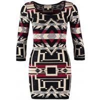 Denim & Supply Ralph Lauren Sukienka letnia red multi D3021C00U-G11
