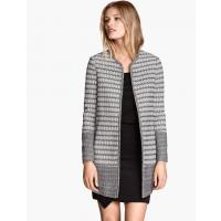 H&M Płaszcz o wyraźnej fakturze 86602-C