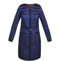 Monnari Pikowany płaszcz z metalicznym połyskiem COT0410