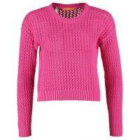 BOSS Orange ILONAH Sweter medium pink BO121I02X-J11