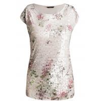 Monnari T-shirt zdobiony cekinami TSH1880