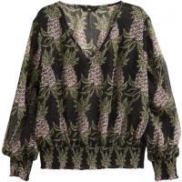 H&M Wzorzysta bluzka 90997-C
