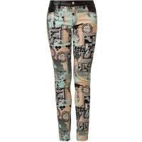 Versace Jeans Jeansy Slim fit genepy 1VJ21A00O-T11