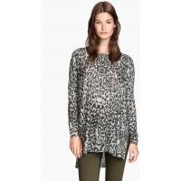 H&M Wide jumper 0249412006 Leopard print