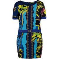 Versace Jeans Sukienka koszulowa ultramarine 1VJ21C00Y-K11