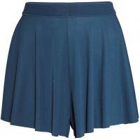 H&M Szerokie szorty z dżerseju 0300510003 Ciemnoniebieski