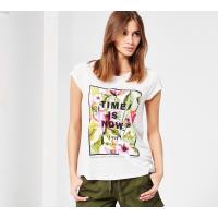 Reserved T-shirt z nadrukiem LH433-01M