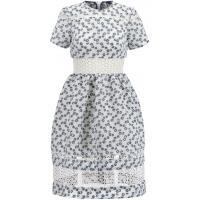 Topshop DAISY Sukienka letnia navyblue TP721C05T-K11