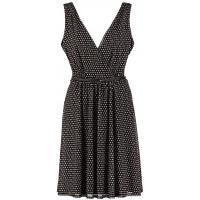 Taifun Sukienka letnia black/rose TA021C00U-Q11