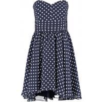 Swing Sukienka letnia dunkelblau/cremeweiß SG721C044-K11