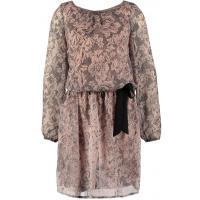 Anna Field Sukienka koszulowa rose/black AN621C0O4-J11
