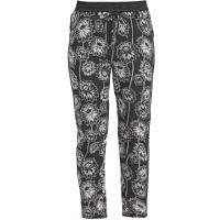 Topshop Spodnie materiałowe black/white TP721A054-C11