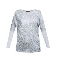 Monnari T-shirt z nieregularnym wzorem TSH5800
