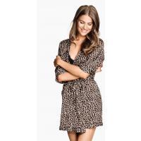 H&M Satin kimono 0215984001 Leopard print