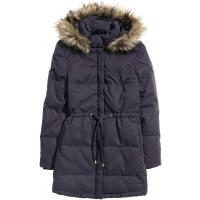 H&M Padded jacket 0322465003 Navy blue