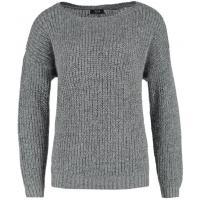 Vila VIMATCH Sweter dark grey melange V1021I0D4-C11