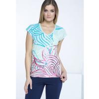Monnari T-shirt w esy floresy TSH3940