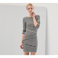 Reserved Sukienka w paski PP335-MLC