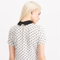 Reserved Koszula we wzory PQ336-01X