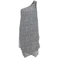MICHAEL Michael Kors ABSTRACT Sukienka letnia black MK181D00Z-Q11