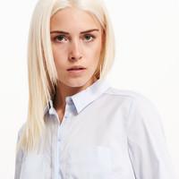 Reserved Koszula z kieszeniami PQ345-05X