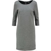 Vila VINAJA Sukienka dzianinowa medium grey melange V1021C0PN-C11