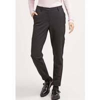 Vero Moda VMSUIT Spodnie materiałowe black VE121A0DA