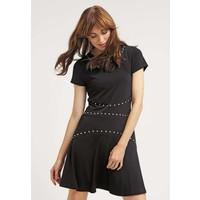 MICHAEL Michael Kors Sukienka z dżerseju black/silver MK121C04Z