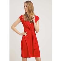 MICHAEL Michael Kors Sukienka z dżerseju red MK121C04W