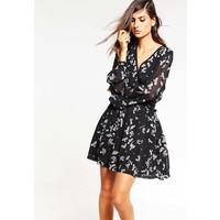 Just Cavalli Sukienka letnia black JU621C060
