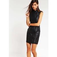 Just Cavalli Sukienka etui black JU621C05W