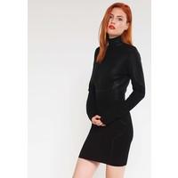 Just Cavalli Sukienka etui black JU621C05S