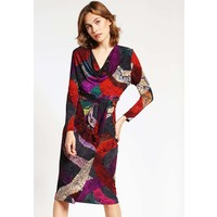 Just Cavalli Sukienka z dżerseju multicolor JU621C05I