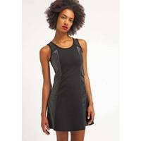 Calvin Klein Jeans ROZ Sukienka letnia black C1821C00V