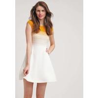 BOSS Orange INABELLE Sukienka dzianinowa gold BO121C02X