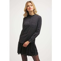 Sisley Sukienka letnia black 7SI21C05U