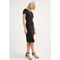 Sisley Sukienka etui black 7SI21C05Q