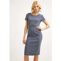Sisley Sukienka etui grey 7SI21C05Q