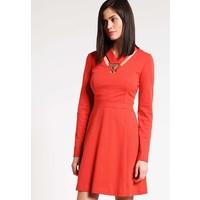 Versace Jeans Sukienka z dżerseju orange 1VJ21C02R