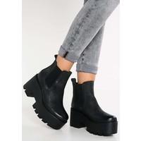 KMB Ankle boot black KM111N01K