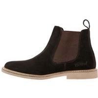 Kickers TYGA Ankle boot dark brown KI111N01F