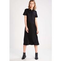 DKNY Sukienka koszulowa black DK121C03Q