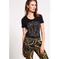 Versace Jeans T-shirt z nadrukiem nero 1VJ21D01O